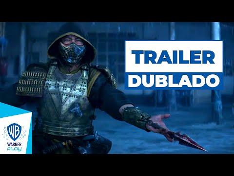 MORTAL KOMBAT - Trailer Dublado do Filme