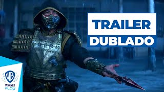 MORTAL KOMBAT - Trailer Dublado do Filme