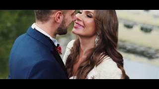 Осенняя свадьба в Москве