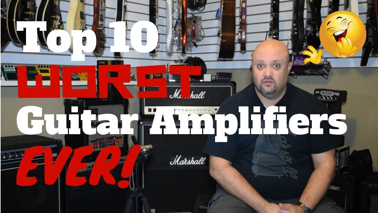 top 10 worst guitar amplifiers ever youtube. Black Bedroom Furniture Sets. Home Design Ideas