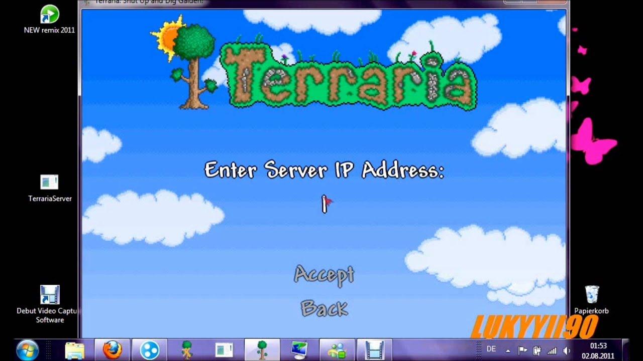 Terraria Servers