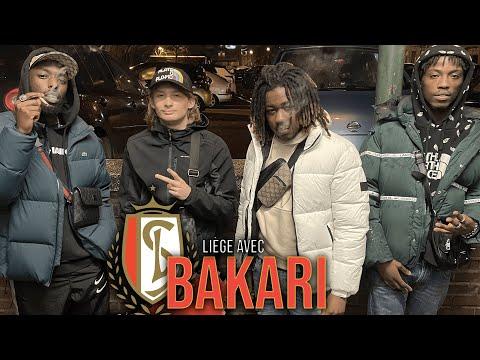 Youtube: GabMorrison – Au Quartier à Liège avec Bakari (& UziGang)