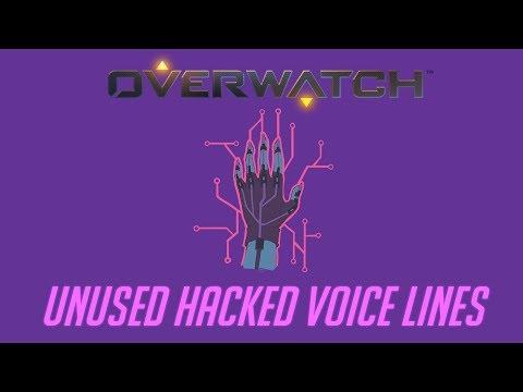 Overwatch - Unused Hacked Voice Lines