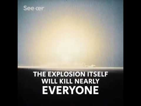 Prophetic Warning :God told me a Nuclear Bomb Attack Is Coming :America's Breakdown Then the Nuke