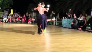 Nikos & Margarita - 4th Int. Lesvos Tango Meeting - 3/3