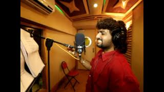 Waakya song Making Videos Singer Adarsh shinde film by Deepak kadam