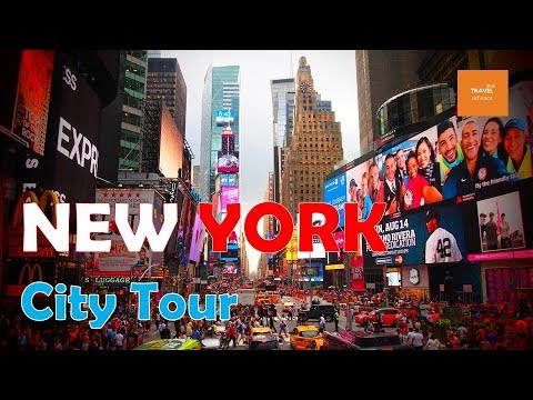 NEW YORK CITY (NYC) Travel Guide | HD