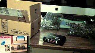 Unboxing: Component RGB YPbPr to HDMI Converter