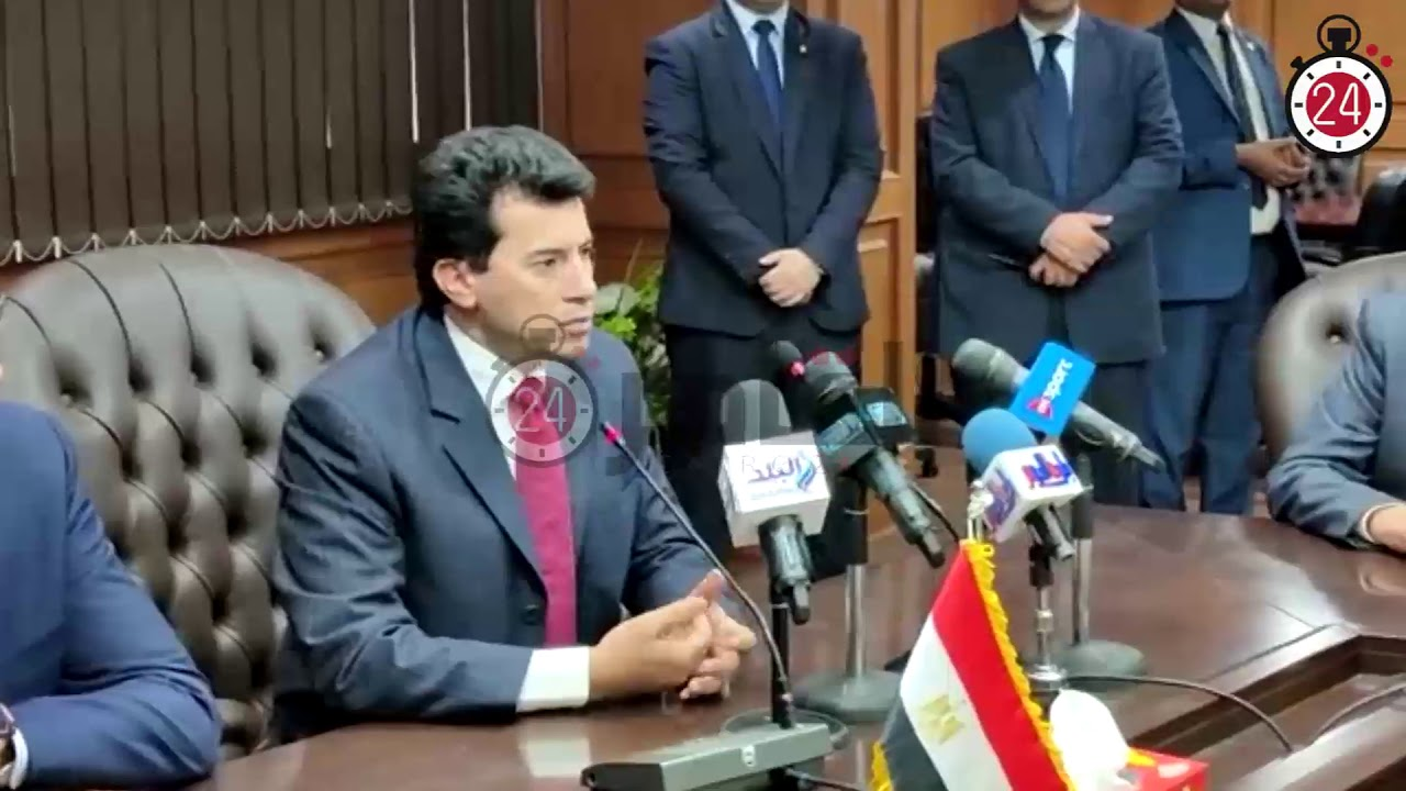 Photo of أشرف صبحي يعدد انجازات الرياضة المصرية في 2019 – الرياضة