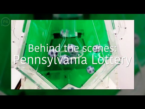 Behind the scenes of the Pa. Lottery: Unseen Pennsylania