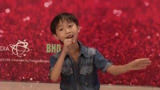 vietnams got talent 2014 - hau truong - khoanh khac luyen tap