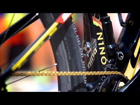 Bike check Scott Spark di Nino Schurter