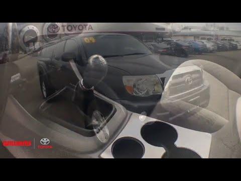2009 Toyota Tacoma Elmira, Ithaca, Hornell, Corning, Watkins Glen, NY WT6122A