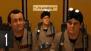 GHOSTBUSTERS THE VIDEO GAME - Walkthrough Part 1 Gameplay [1080p HD 60FPS PC] No Commentary