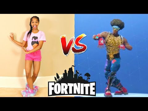 FORTNITE DANCE CHALLENGE!  Onyx Kids