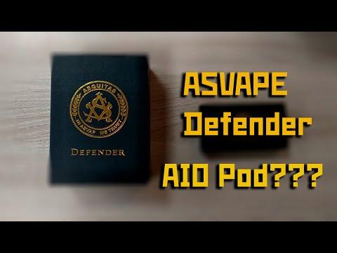 ASVAPE Defender   Китайская AIO-Pod?   Хорошая Pod-система?