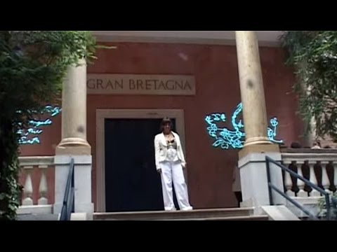 Tracey Emin at the Venice Biennale 2007 | TateShots