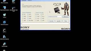 Como Converter jogos de PS3 para PS2!