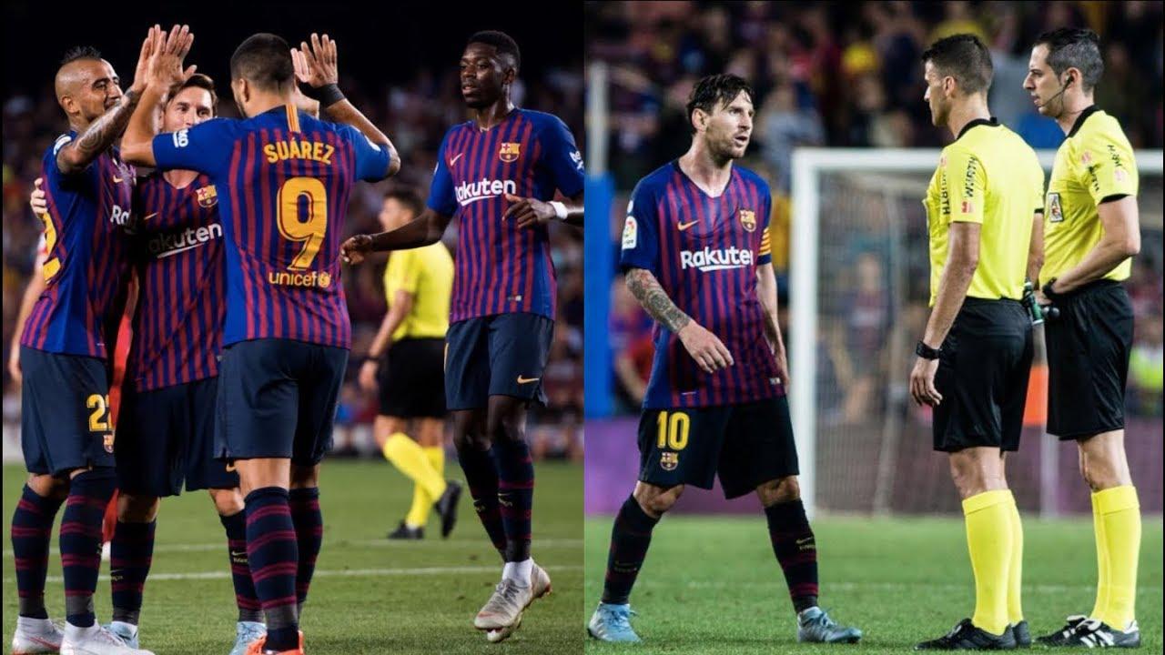 Barcelona Vs Girona 2 2 What We Learned Youtube