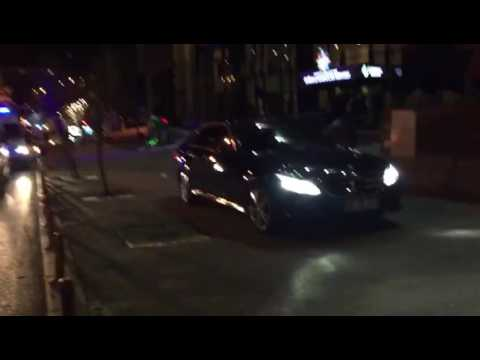 Rusya Büyükelçisi Andrey Karlov'a saldırı sonrası ilk görüntüler