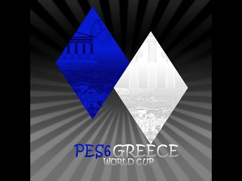 PES6 Greece WCQ 13-14 - Bolivia x Venezuela