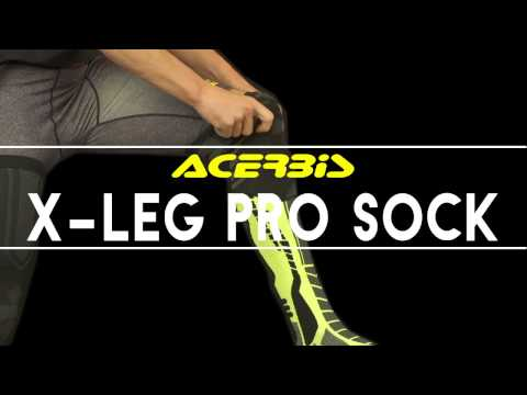 Acerbis X-Leg Pro - Full Length Socks