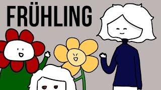 Allergien kommen und ziehen dich ab  - Animation