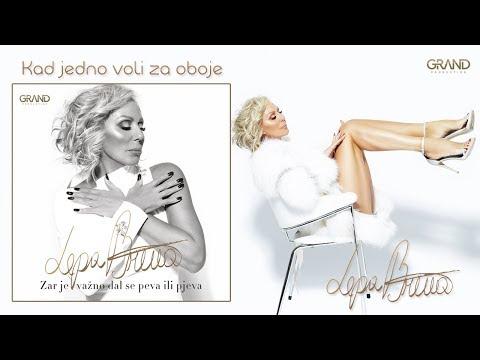Lepa Brena - Kad jedno voli za oboje - (Official Audio 2018)