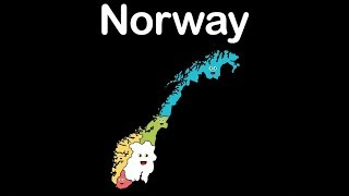 Norway Geography/Norway Country