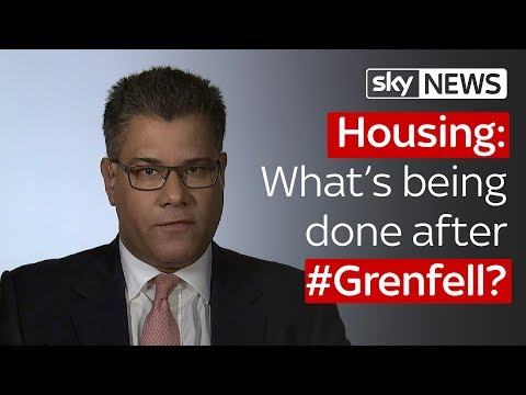 Housing: What's being done after Grenfell?