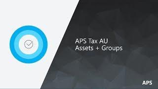 APS الضرائب (AU) الأصول المجموعات