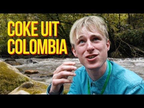 COKE UIT COLOMBIA