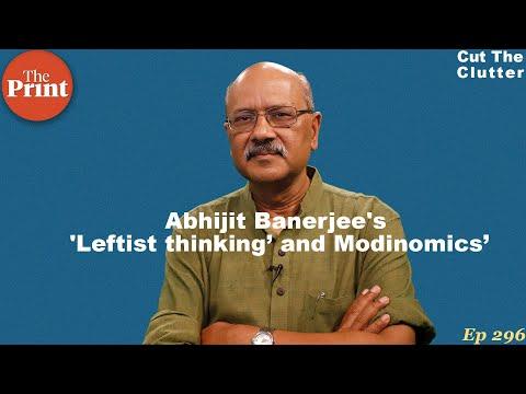 Abhijit Banerjee, Nobel, Modi, Economics & Politics And An Unusual Chicken And Egg Theory | Ep 296