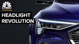 How Headlights Became So High-Tech