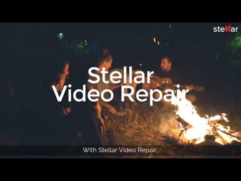 Stellar Repair for Video - Best Video Repair Software 2020 Official