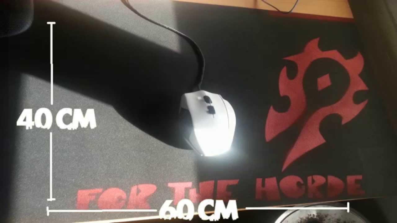 Como hacer alfombrilla gaming casera mouse pad youtube - Como hacer una mosquitera casera ...