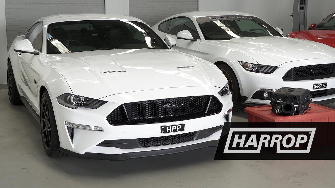 Ford Mustang GT | Harrop TVS2650 Supercharger Kit - HarropTV