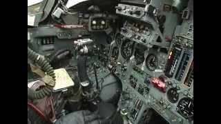 Соло аса на Су -24 в Старконе// Su -24 flying ace at the airbase Starokostiantyniv