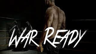 WAR READY - Hard Diss Rap Trap Beat | Hard Freestyle Instrumental
