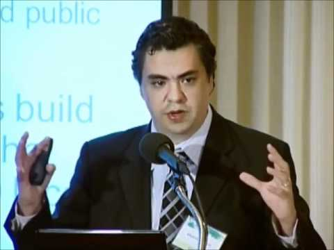 Presentation of the WJP Rule of Law Index® 2011 by authors Agrast, Botero, and Ponce
