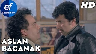 Aslan Bacanak (1977) - HD - Zeki Alasya & Metin Akpınar