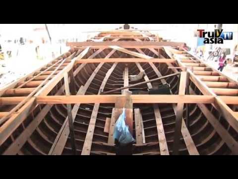 Boat Making, Terengganu