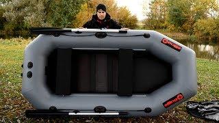 видео Моторные ПВХ лодки 250 см. Купить надувную ПВХ лодку 250 см с транцем под мотор в магазине 5 Шоп