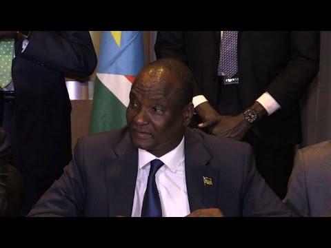 New S.Sudan VP says Machar's time has passed