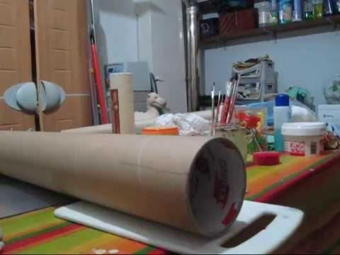 Como hacer un periscopio casero youtube for Como hacer un criadero de peces casero