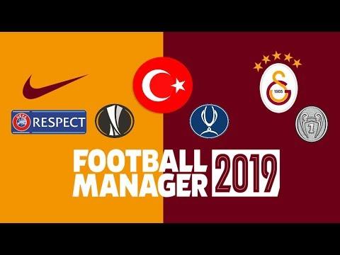 Football Manager 2019 Galatasaray (Bölüm 130)