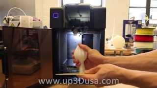 introducing the up mini 3d printer