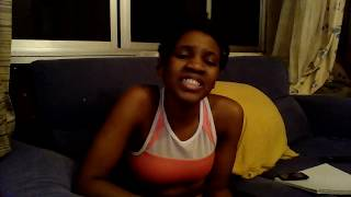 Stay  by Mikky Ekko & Rihanna ( worst cover ever )