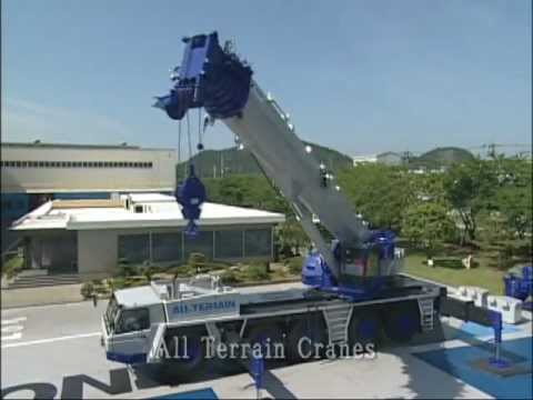 Tadano Cranes Global Products & Services