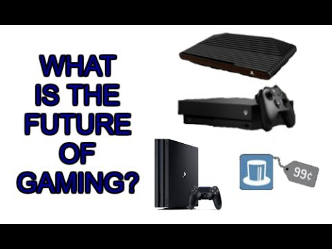 What is the Future of Gaming? (10th Gen Consoles, PC Gaming, Video Games and Business Practices)